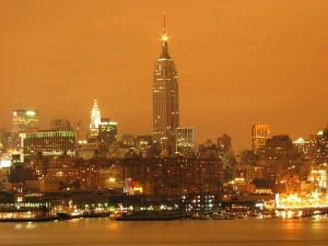 New York at night.© Charliebrown 7034